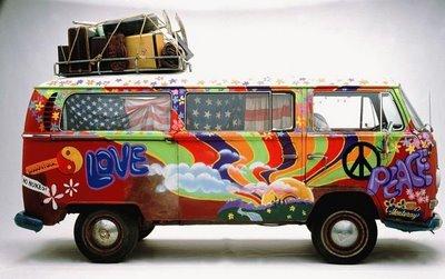 volkswagen kombi orejas de punta hippie