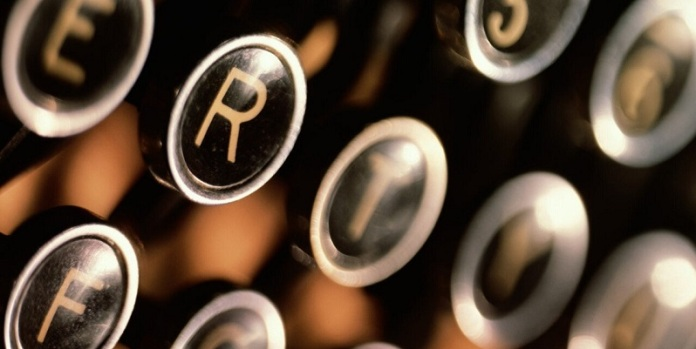 orejas de punta maquina escribir