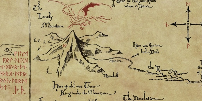 mapa fin montaña solitaria orejas de punta